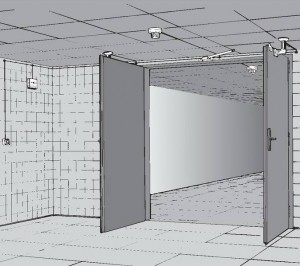 Fire Door Control Solutions preventative fire protection systems